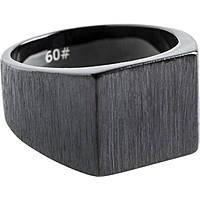 anello uomo gioielli Marlù Man Trendy 4AN0140N-20
