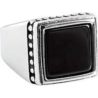 anello uomo gioielli Marlù Man Trendy 4AN0142N-22