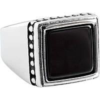 anello uomo gioielli Marlù Man Trendy 4AN0142N-28