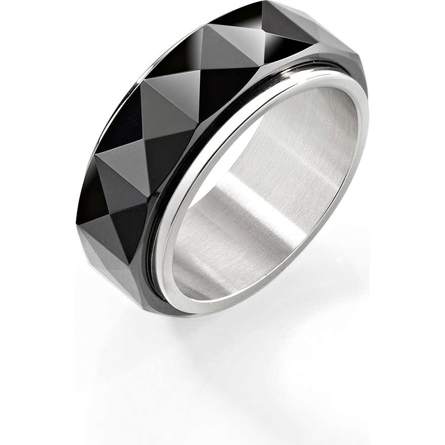 anello uomo gioielli Morellato Ceramic SAEV10023