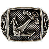 anello uomo gioielli Pietro Ferrante Novecentoventicinque AAG3546/XL