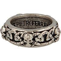 anello uomo gioielli Pietro Ferrante Pesky AA3092/XL