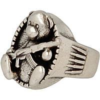 anello uomo gioielli Pietro Ferrante Pesky AA3707/L