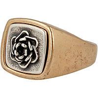 anello uomo gioielli Pietro Ferrante Pesky AB3845RO/L