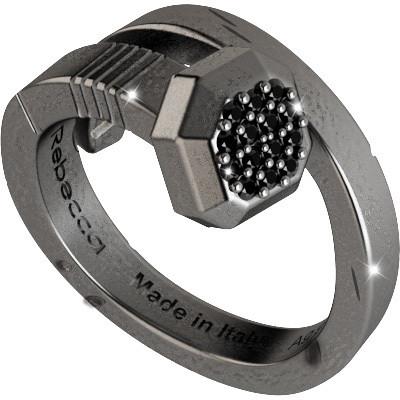 anello uomo gioielli Rebecca Ego SUEAAV03. zoom