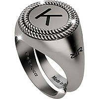 anello uomo gioielli Rebecca Uomo SUOAVK61