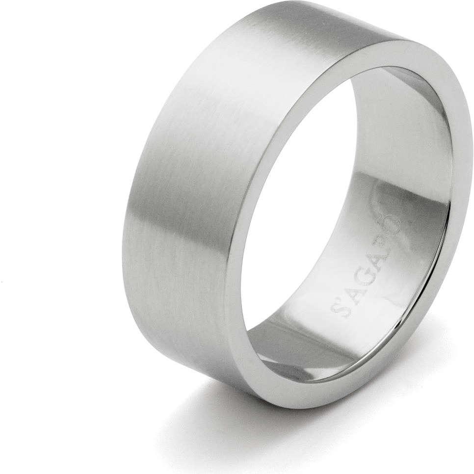 anello uomo gioielli Sagapò Delphi SDE03B
