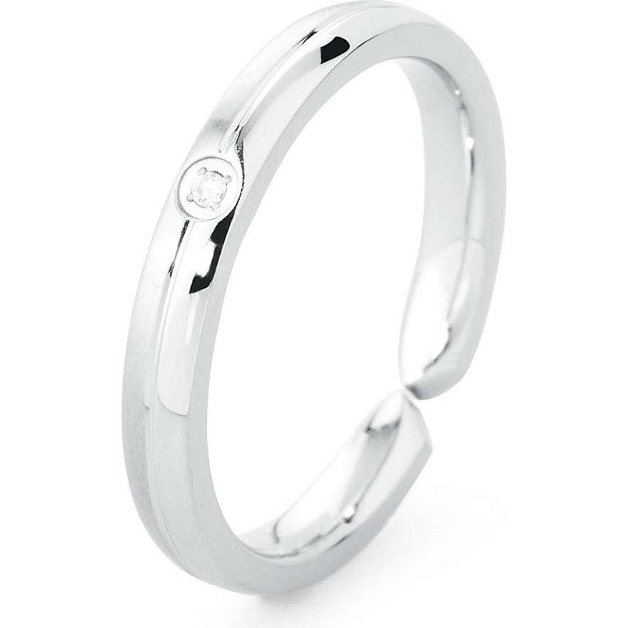 anello uomo gioielli Sagapò Infinity SFN31C