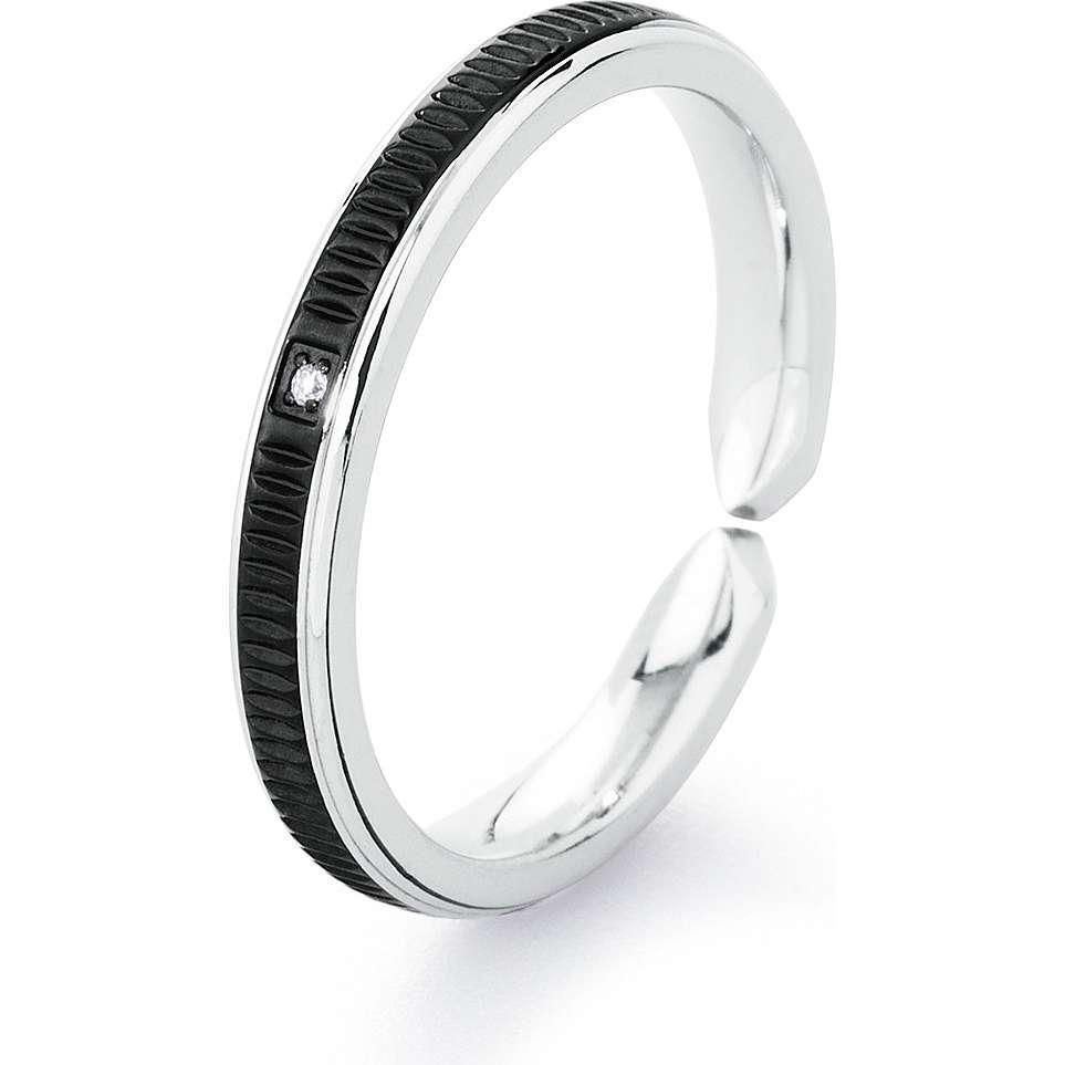 anello uomo gioielli Sagapò Infinity SFN33B