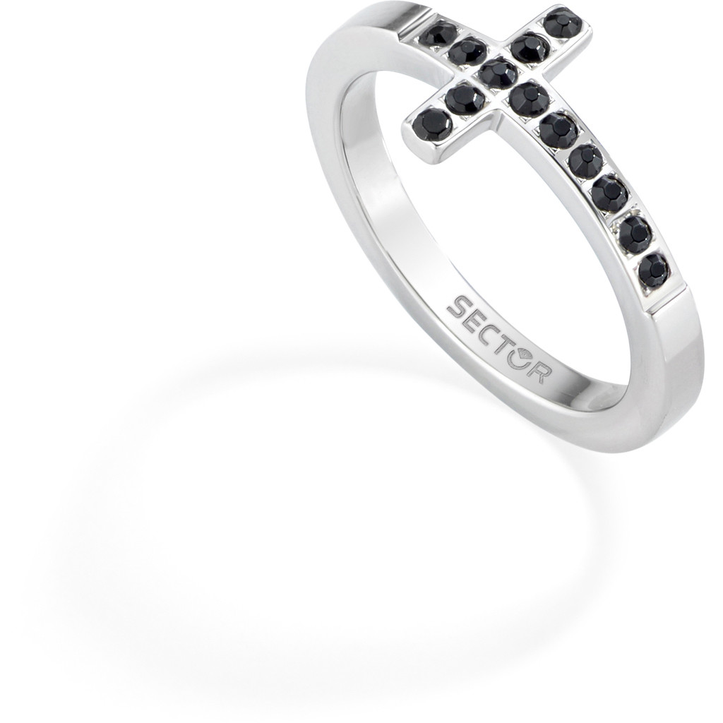 anello uomo gioielli Sector Love and Love SADO40023
