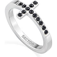 anello uomo gioielli Sector Love and Love SADO40025