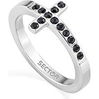 anello uomo gioielli Sector Love and Love SADO40025