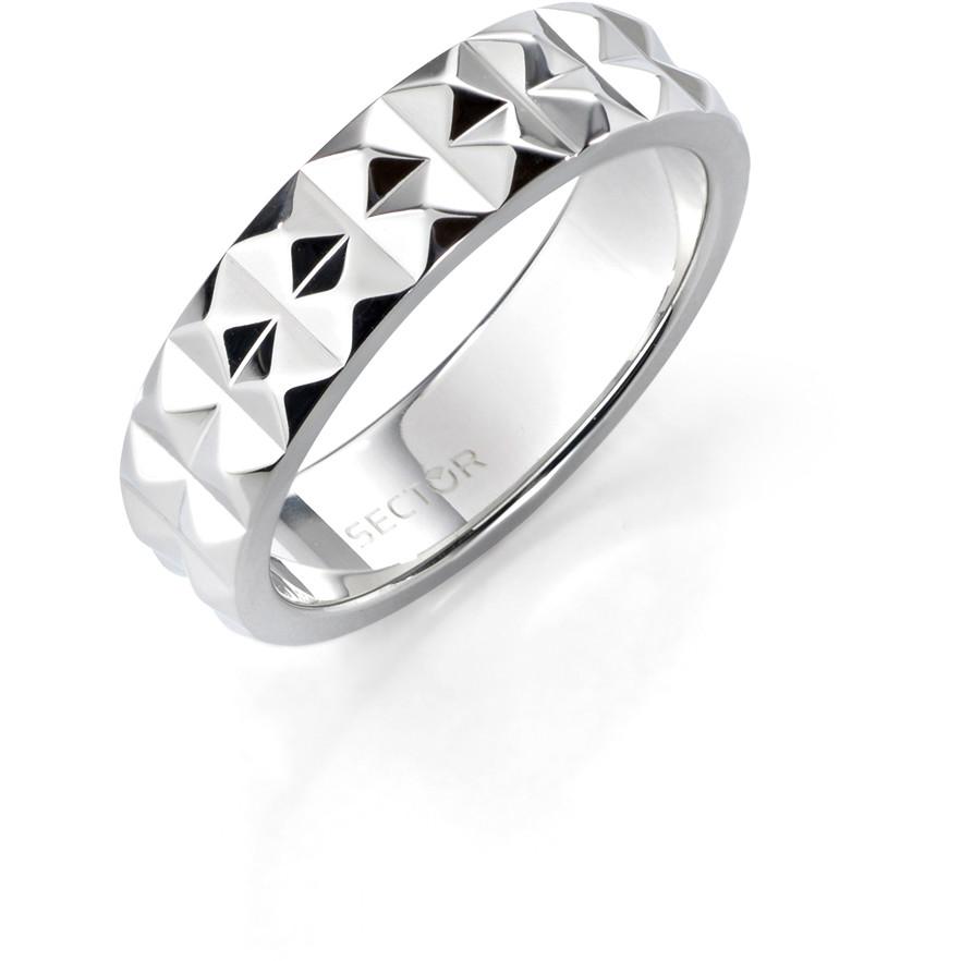 Nuovi Prodotti d27fc eb18d anello uomo gioielli Sector SAGJ10025
