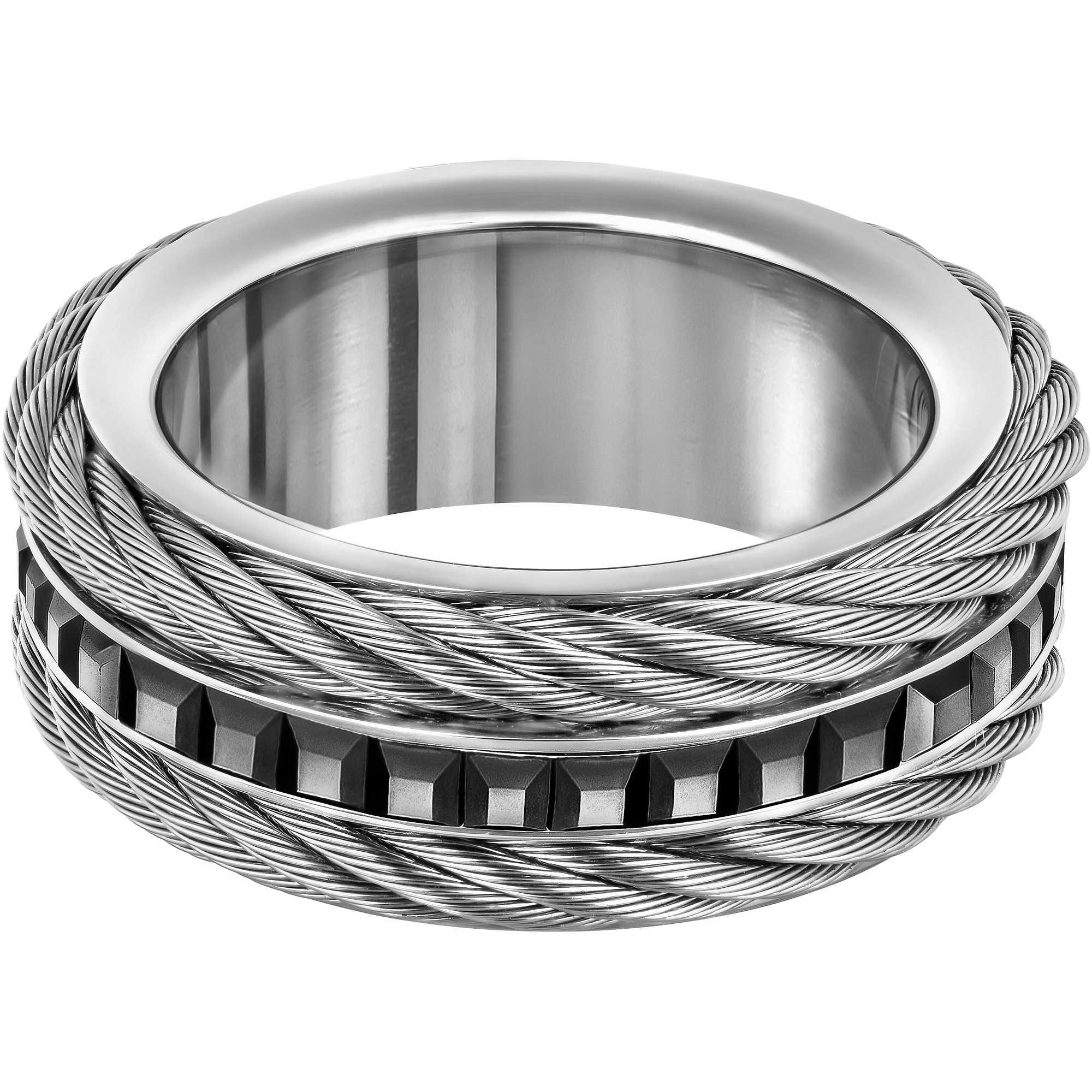 anello uomo gioielli Swarovski Freeman 5236106. zoom