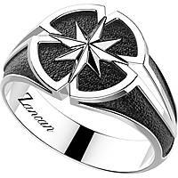 anello uomo gioielli Zancan Cosmopolitan EXA175-18
