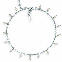 Anklet woman jewellery Amen Romance CACRBL