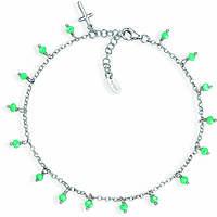Anklet woman jewellery Amen Romance CACRBM