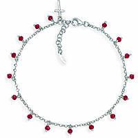Anklet woman jewellery Amen Romance CACRBR