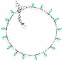 Anklet woman jewellery Amen Romance CACRBT
