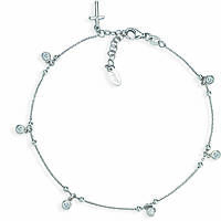 Anklet woman jewellery Amen Romance CACRBZ