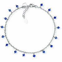 Anklet woman jewellery Amen Romance CACUBBL