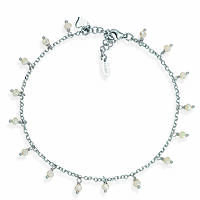 Anklet woman jewellery Amen Romance CACUBL