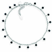Anklet woman jewellery Amen Romance CACUBN