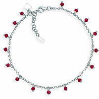 Anklet woman jewellery Amen Romance CACUBR