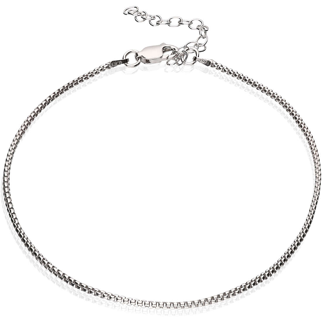 Anklet woman jewellery GioiaPura GPSRSCV0274