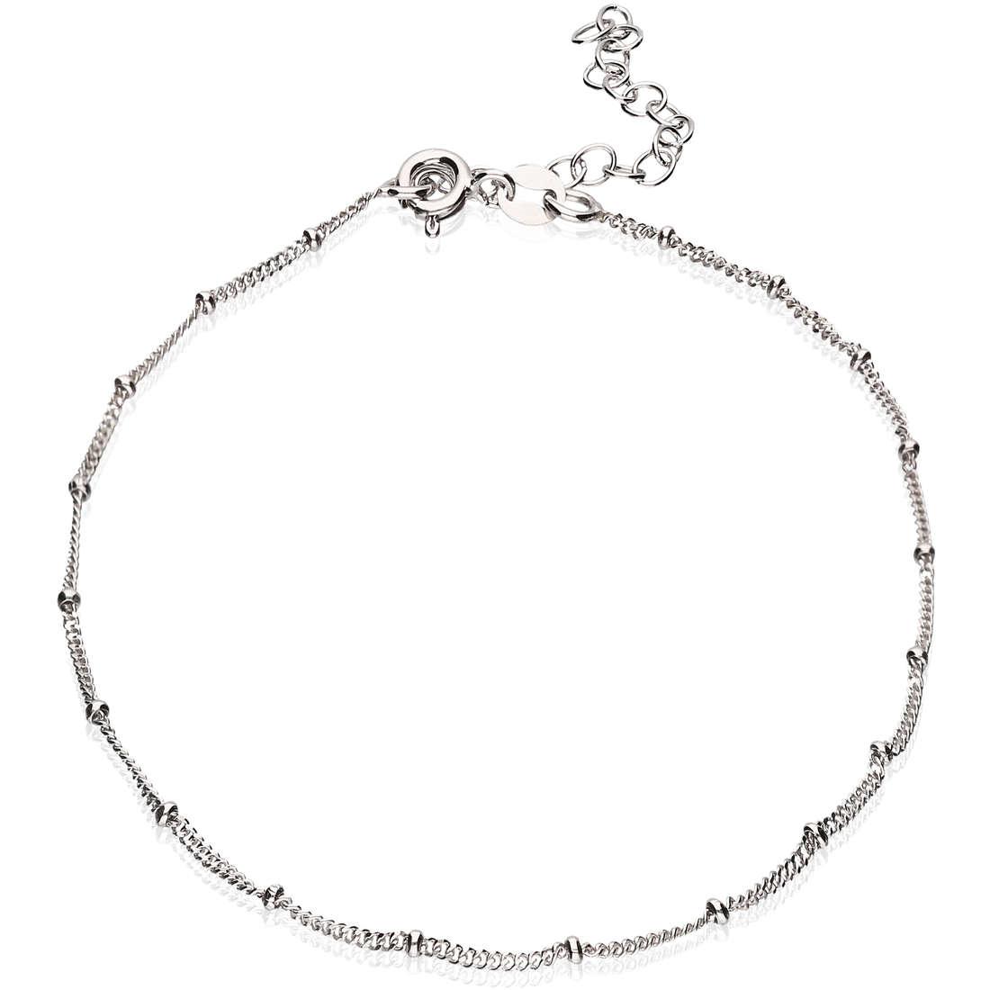 Anklet woman jewellery GioiaPura GPSRSCV0276