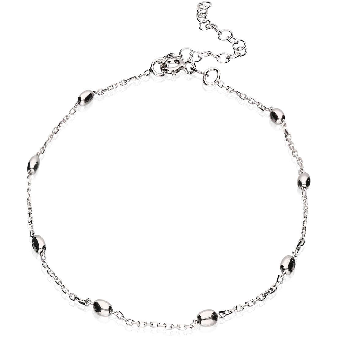 Anklet woman jewellery GioiaPura GPSRSCV0277