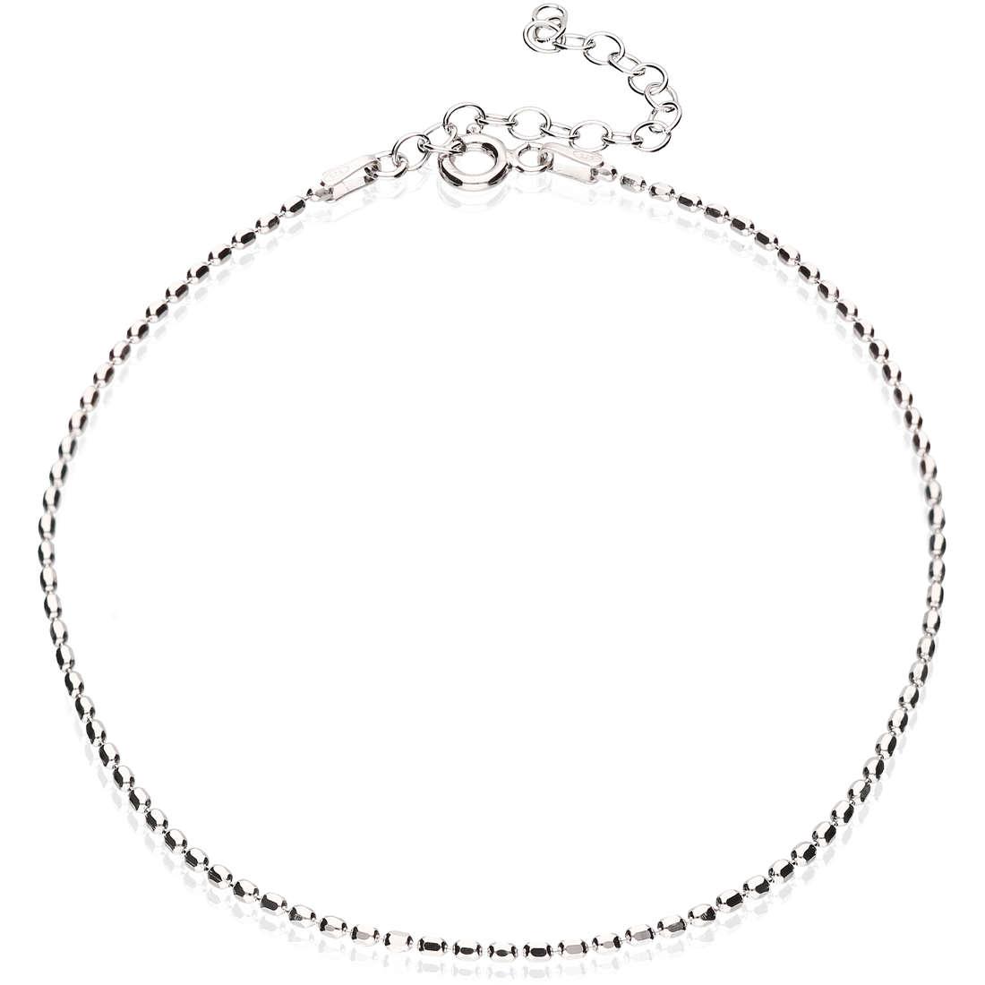 Anklet woman jewellery GioiaPura GPSRSCV0279