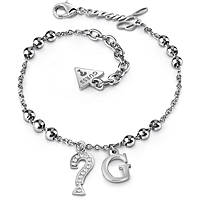 Anklet woman jewellery Guess UBB85175-S