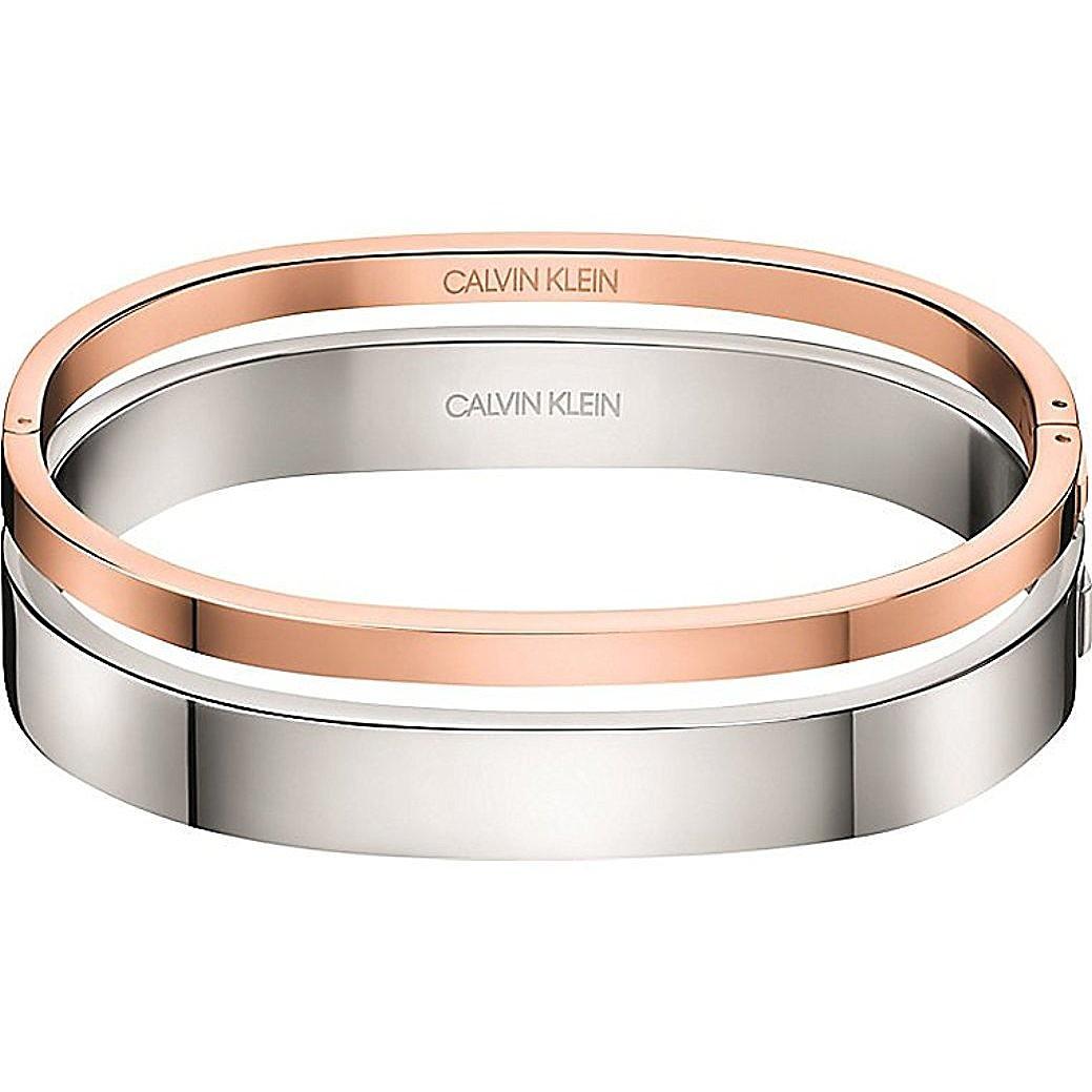 angenehmes Gefühl ankommen klassische Stile Armband frau Schmuck Calvin Klein Hook KJ06PD20020M