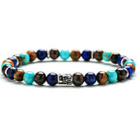 Armband mann Schmuck Gerba Stone Classic ROCK COLORED