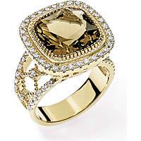 bague femme bijoux Ambrosia Bronzo ABA 001M