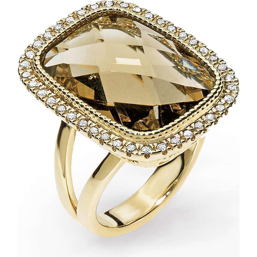 bague femme bijoux Ambrosia Bronzo ABA 002M