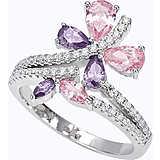 bague femme bijoux Bliss Beverly Hills 20073179