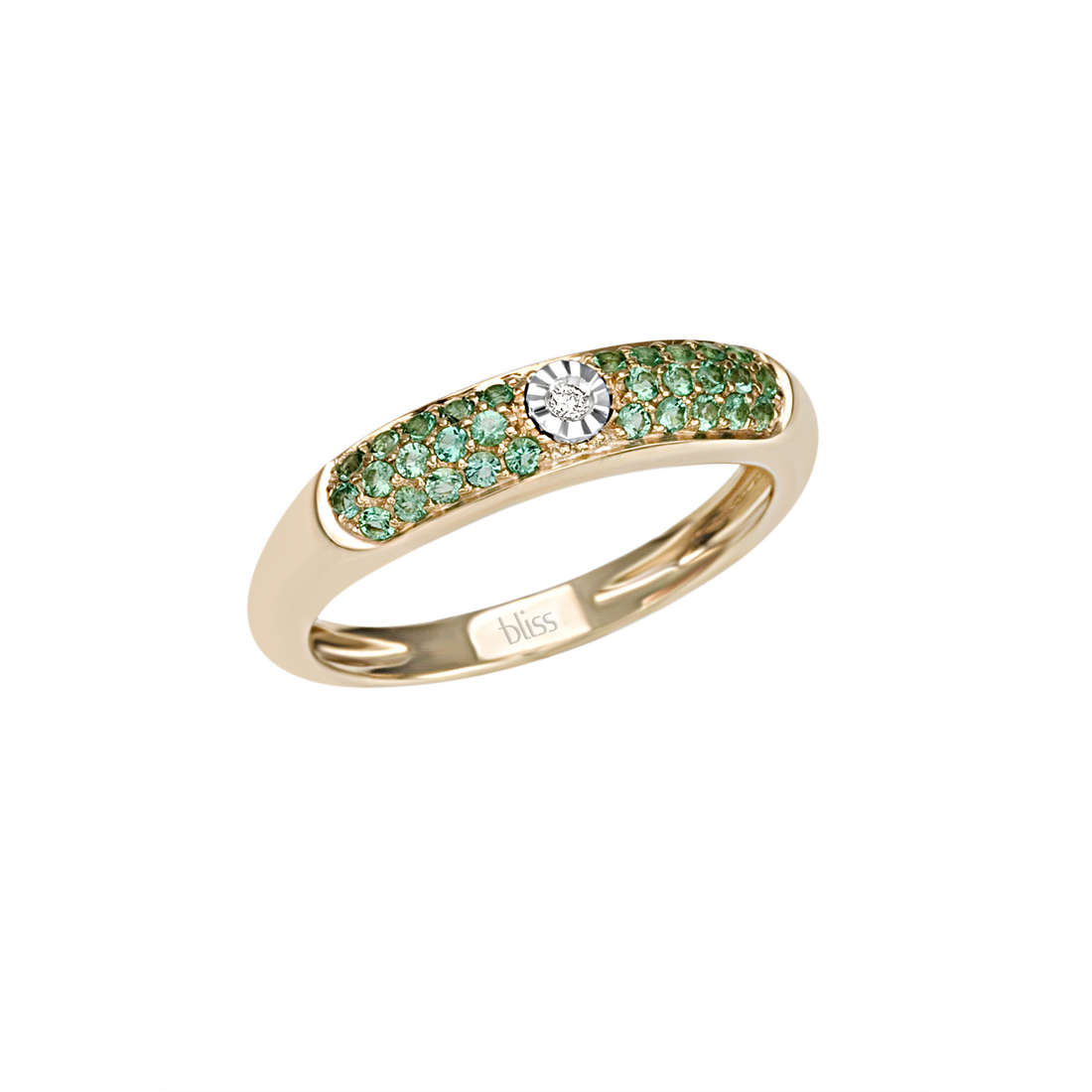 bague femme bijoux Bliss Chantal 20064380
