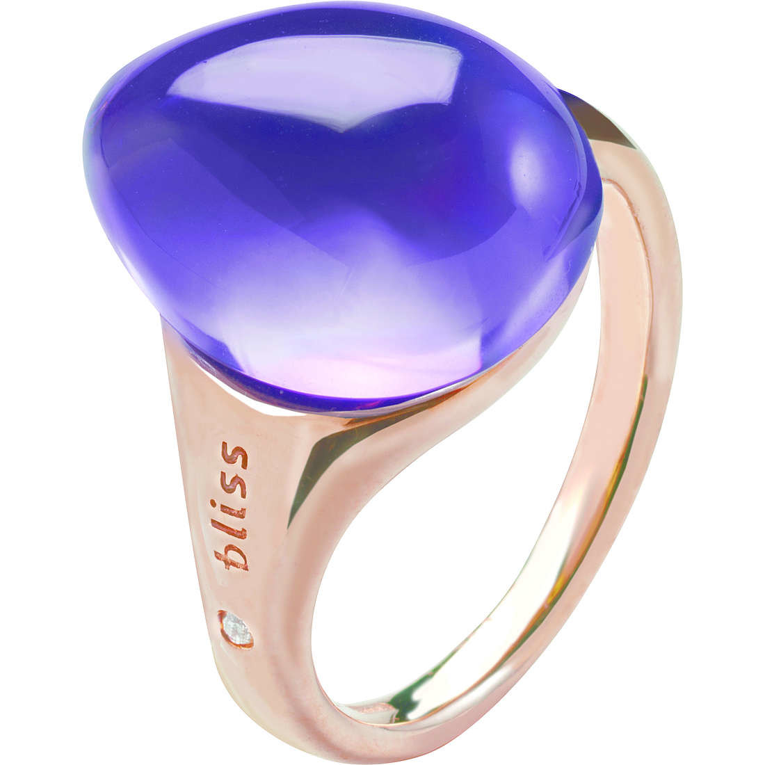 bague femme bijoux Bliss Mint Bliss 20064247