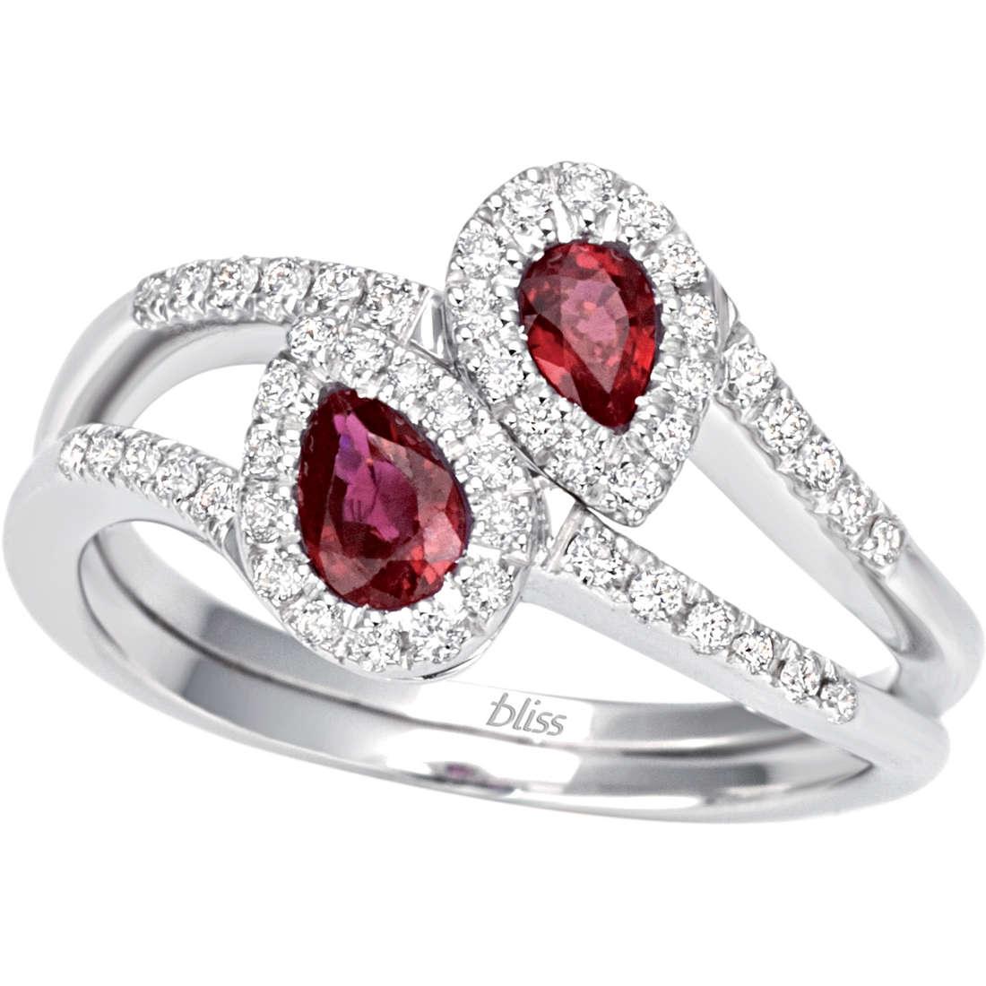 bague femme bijoux Bliss Prestige Selection 20064066