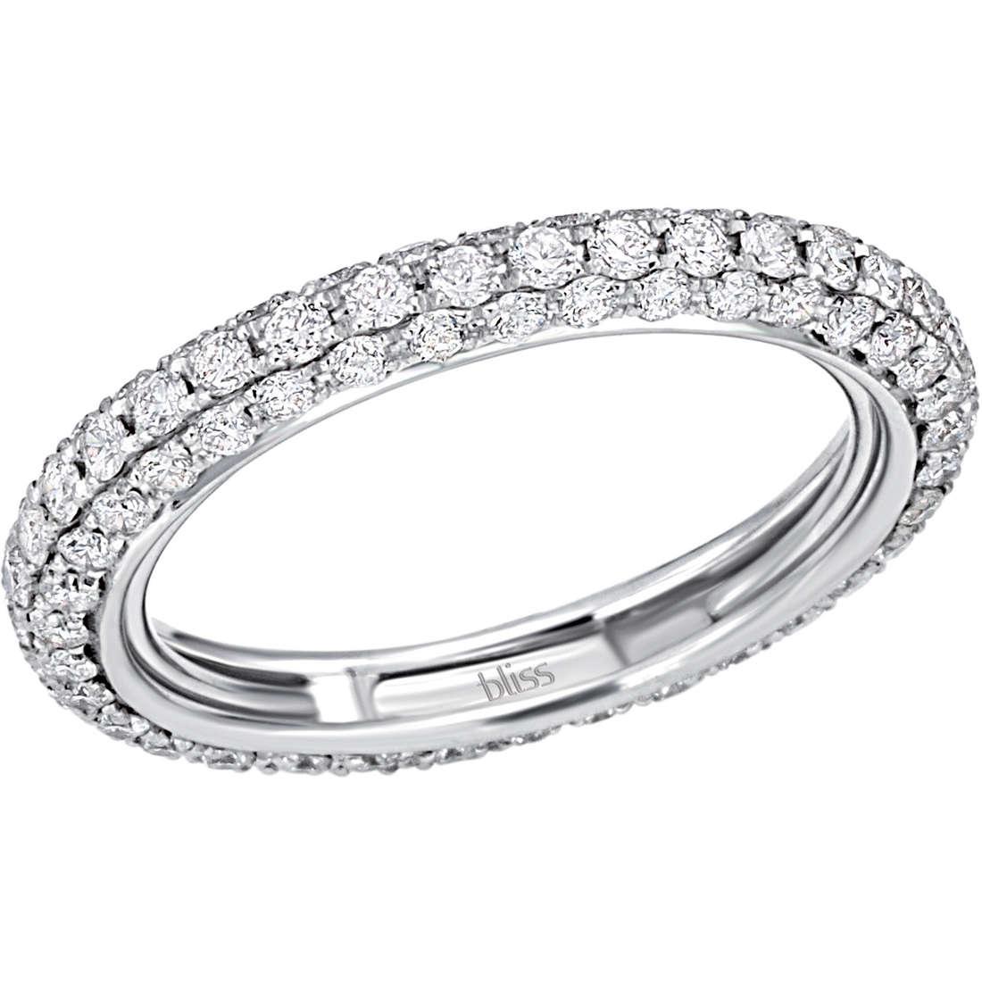 bague femme bijoux Bliss Prestige Selection 20064206