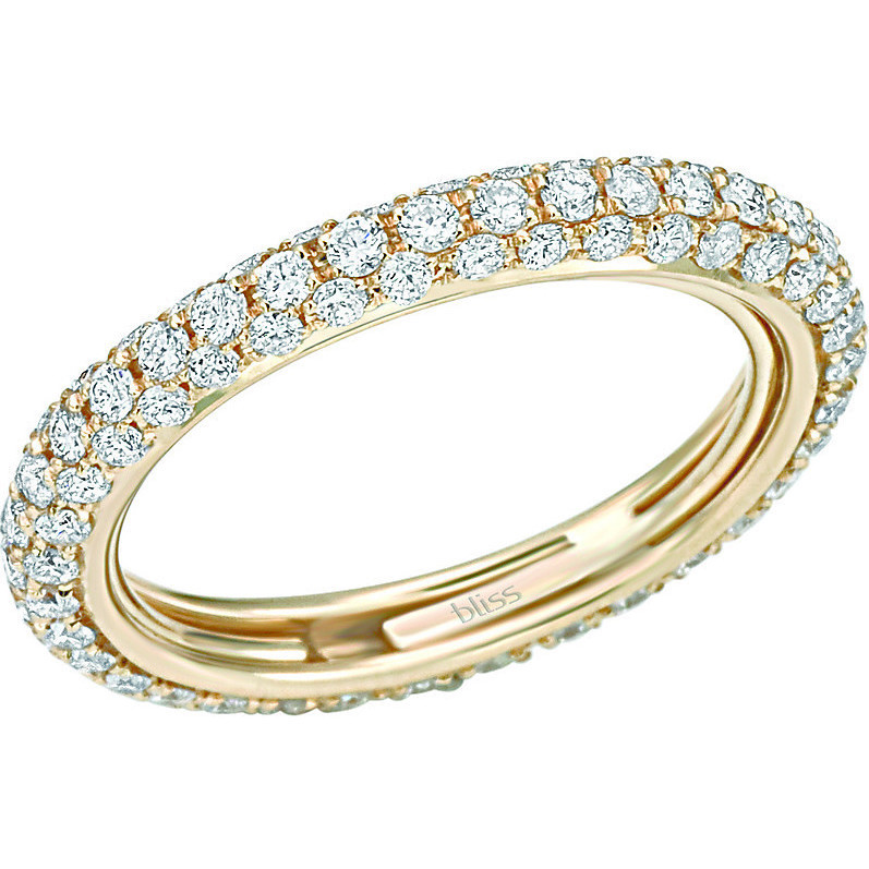 bague femme bijoux Bliss Prestige Selection 20064207