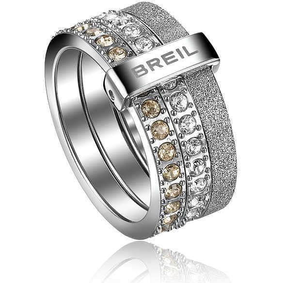 bague femme bijoux Breil Breilogy TJ1329