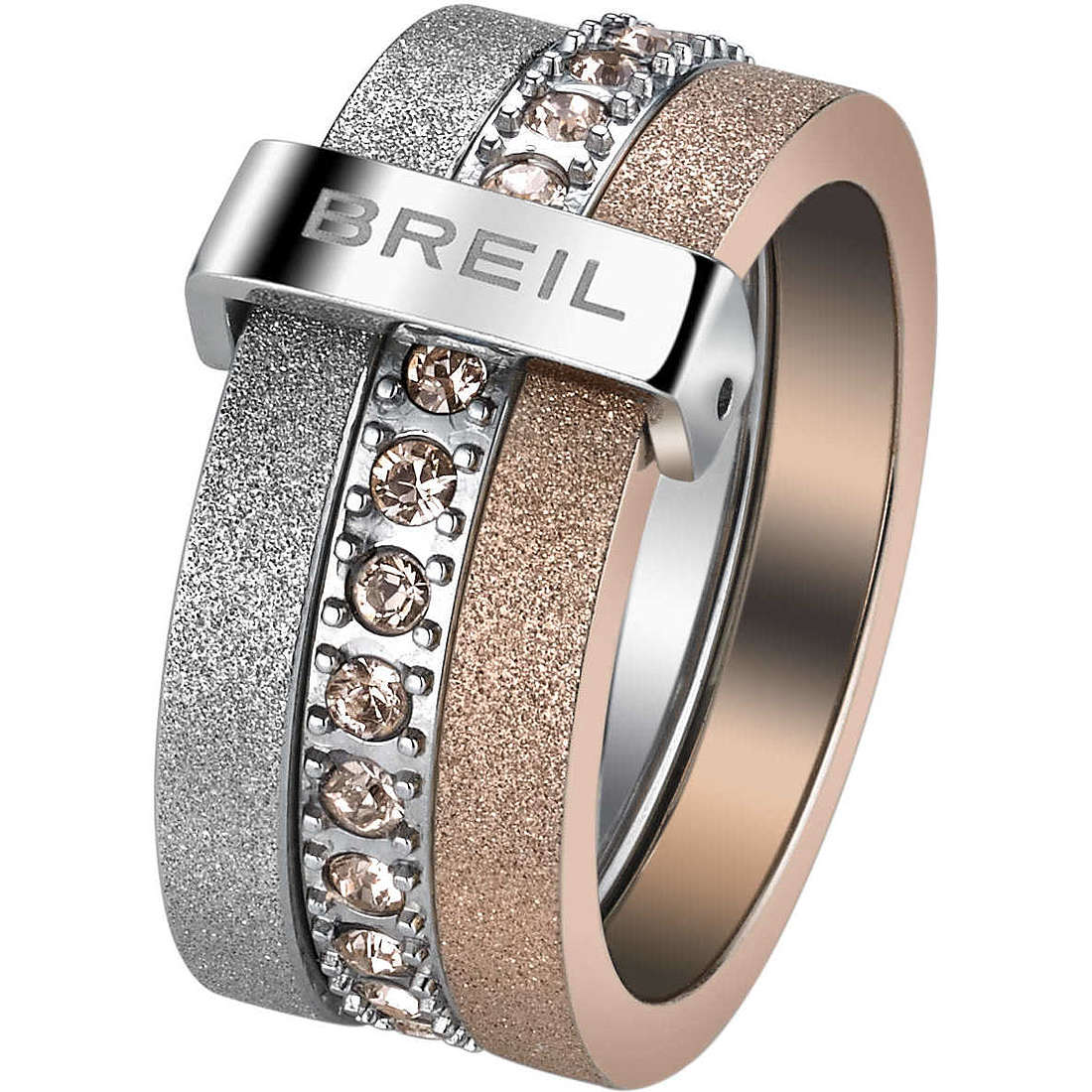 bague femme bijoux Breil Breilogy TJ1423