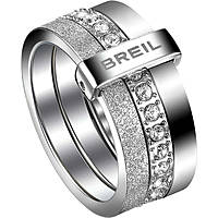 bague femme bijoux Breil Breilogy TJ1473