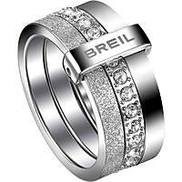 bague femme bijoux Breil Breilogy TJ1474