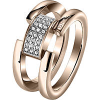 bague femme bijoux Breil Breilogy TJ1637