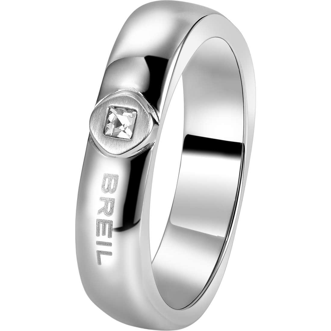 bague femme bijoux Breil Crossing Love TJ1561