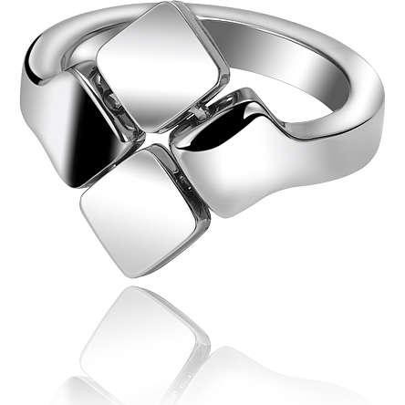 bague femme bijoux Breil Streamers TJ1255